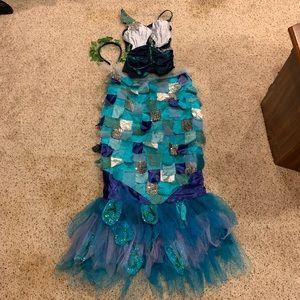 Adult mermaid costume 🧜🏼♀️